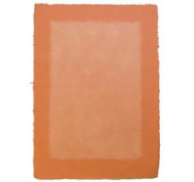 Carta mano _ arancio