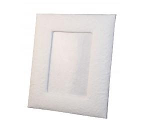 Cornice 19x23 cm bianca