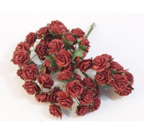 Fiori in carta _ Rose rosse