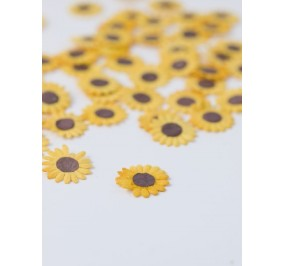 Fiori in carta _ Girasoli piccoli