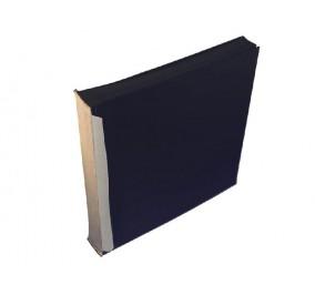 35x35 cm _ Blu _ 50 fogli