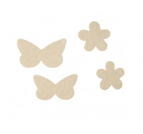 Set Fiori e  Farfalle