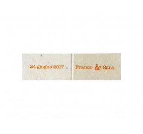 biglietti confetti quadrati
