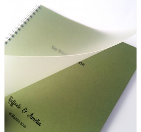Wedding Book _ Verde