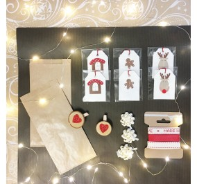 Carta regalo _ kit Natale