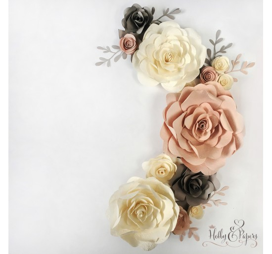Composizione Rose