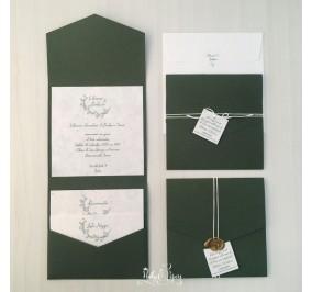 MARGHERITA_ Partecipazione Pocket seminabile