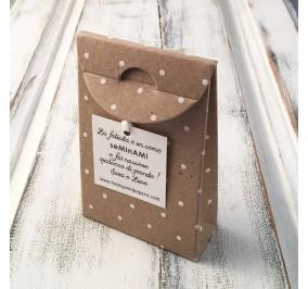 bomboniera seminami carta seminabile