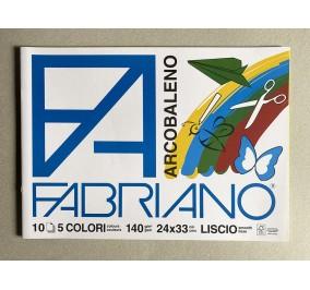 Album Fabriano Arcobaleno