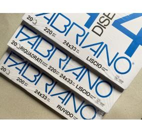 Album Fabriano F4 24X33