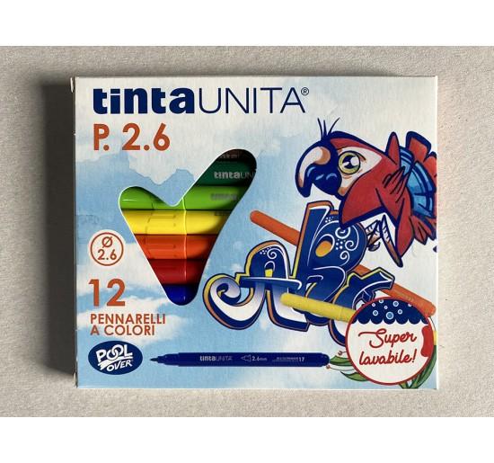 PENNARELLI TINTA UNITA 2.6