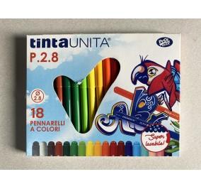 PENNARELLI TINTA UNITA 2.8