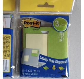 Post-it 3M Laptop Note Dispenser