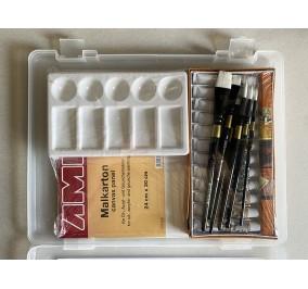 Set valigetta colori Acrilici