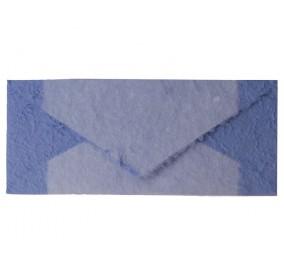 Busta _ carta mano azzurra
