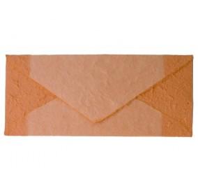 Busta _ carta mano arancio