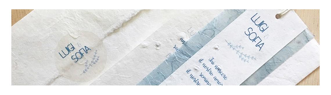 Nozze Kit Carta Naturale