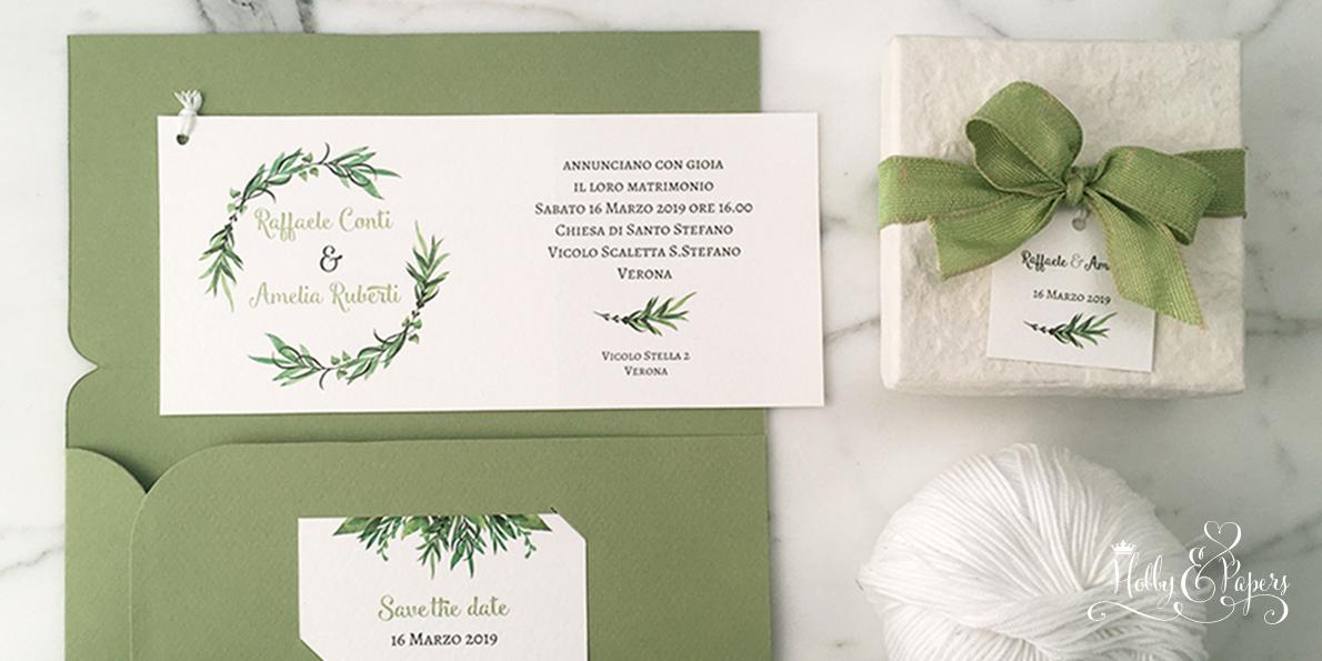 Partecipazioni Matrimonio Rettangolari.Shop Online Hobby Papers