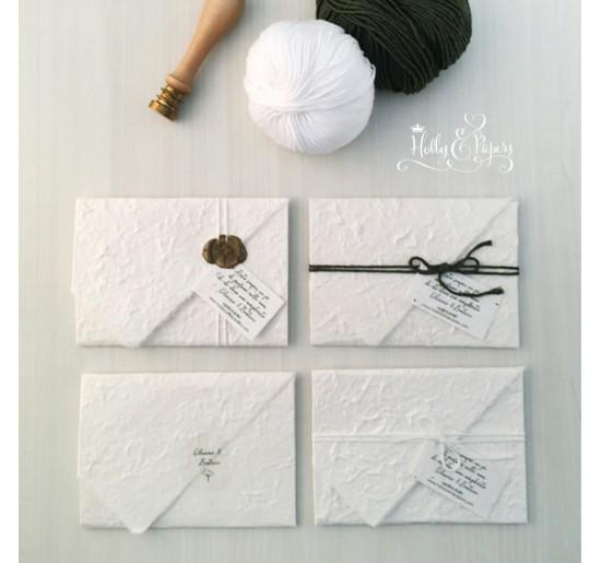 MARGHERITA_ Partecipazione Origami seminabile