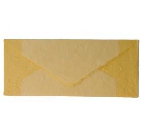 Busta _ carta mano gialla
